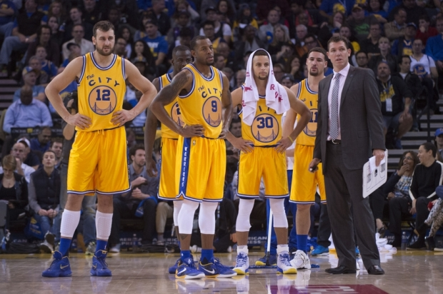 NBA: Toronto Raptors at Golden State Warriors